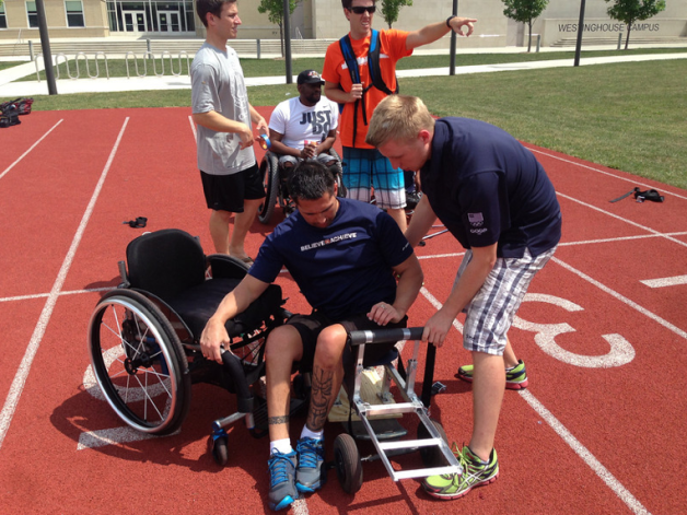 Adaptive Sports Camps