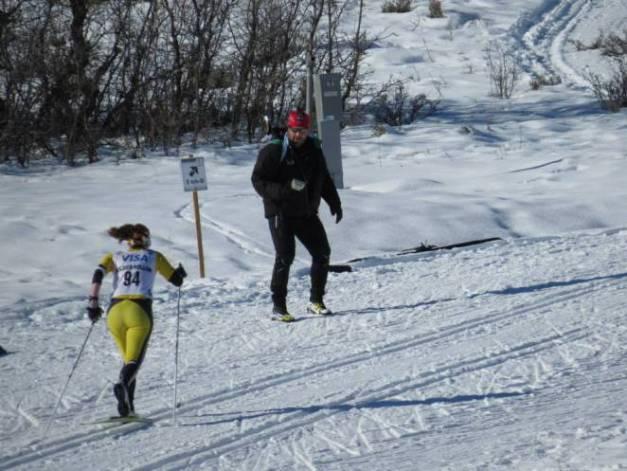 Skiing in SoHo