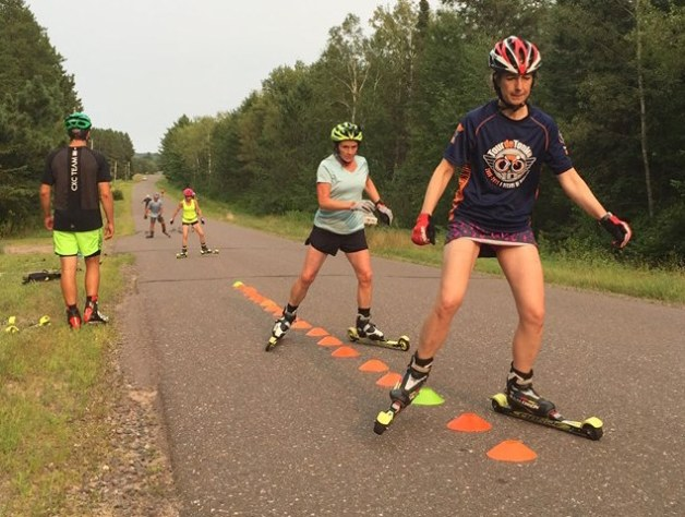 2015 August Masters Camp in Cable, WI