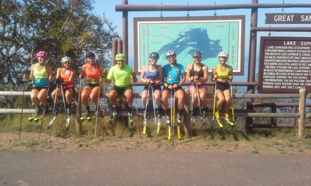 Annual Copper Harbor Ski #followthehuskies