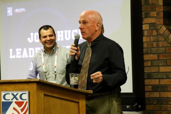 Don Becker - John Hugus Leadership Award Recipient
