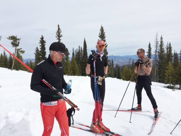 Big Shooter lil' Bill Scholl Sean Tyler CXC SMR Snow Mountain Ranch Central Cross Country