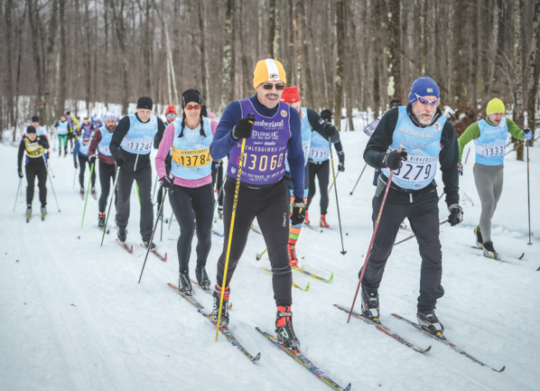 16-Week Amarican Birkebeiner Training Plan